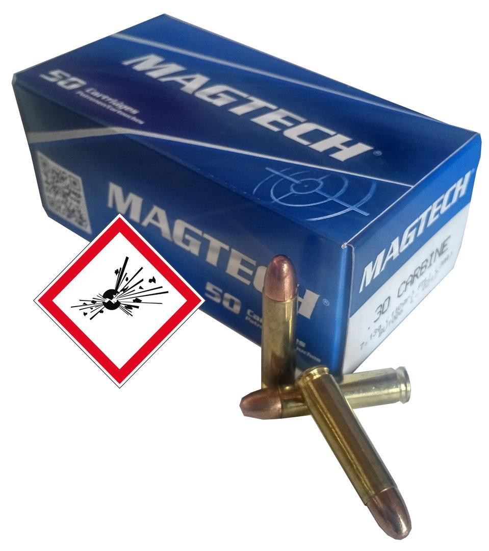 .30 Carbine FMJ 110grs