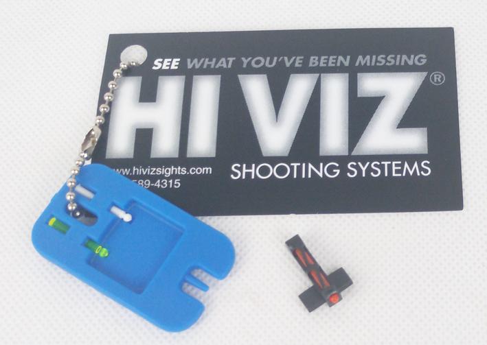 Hiviz Fiber Optik Korn für Classic Line und SP2022