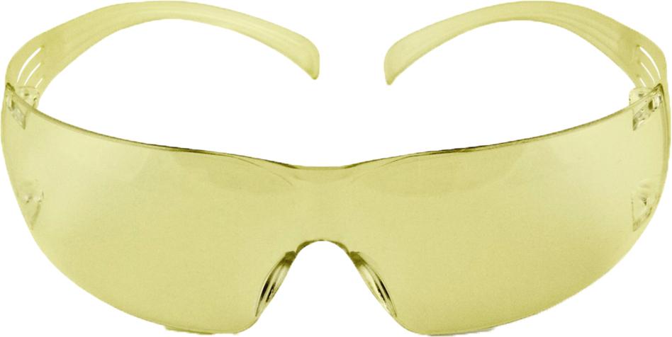 3M Peltor Schiessbrille gelb SecureFit 200