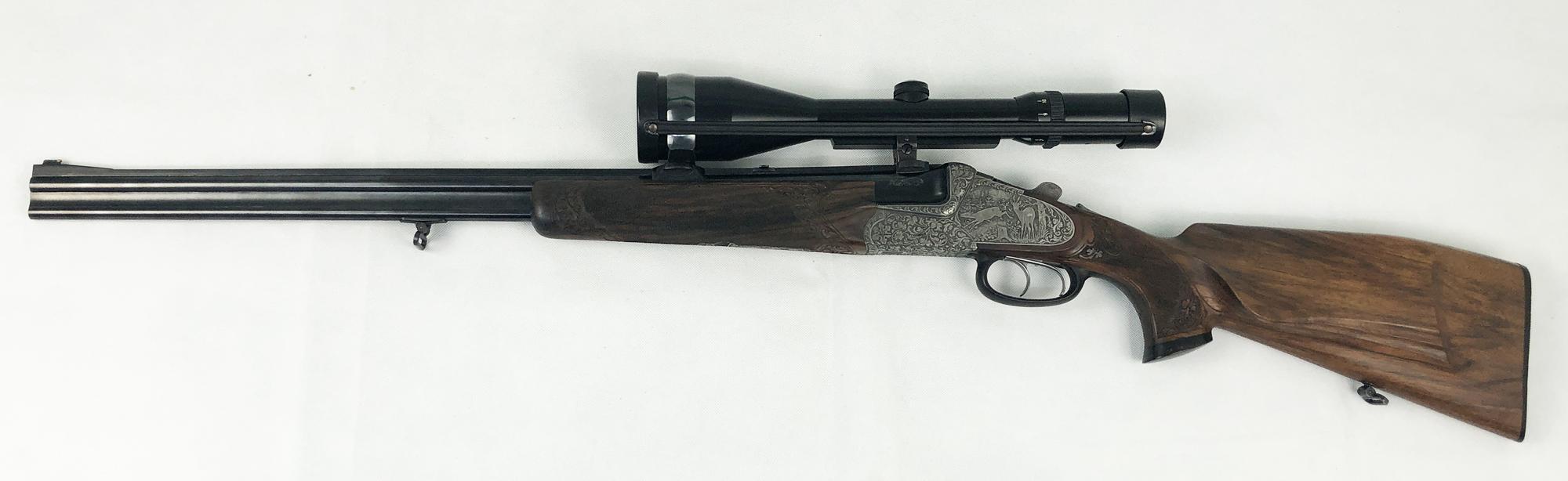 Bockbüchsflinte Siegfried Hadler 5,6x52R - .410