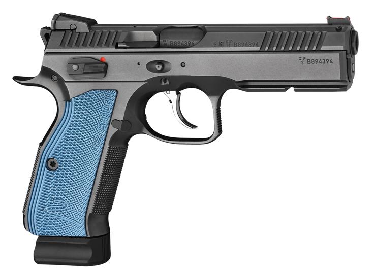 CZ75 SP-01 Shadow 2 9mmLuger