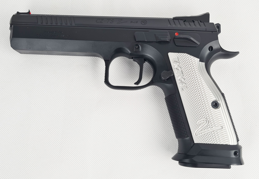 CZ 75 TS 2 Entry Model 9mmLuger