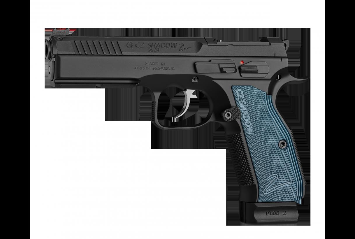 CZ75 Shadow II Optic Ready 9mmLuger