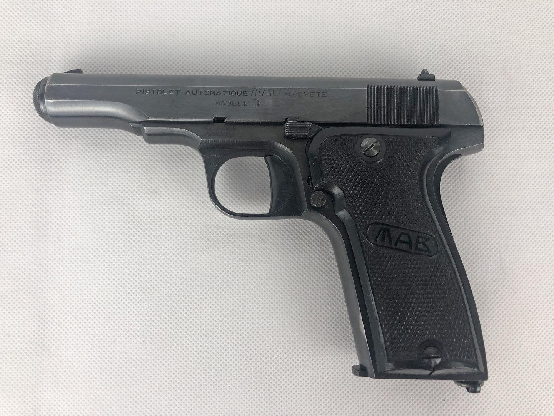 Modèle D 7,65mmBrowning