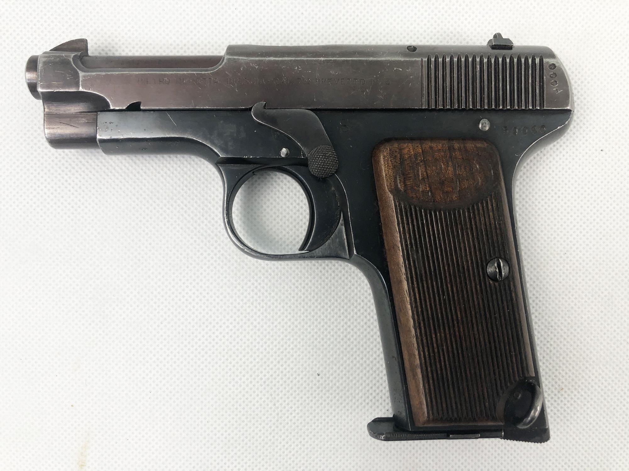 Beretta Mod. 1915 Kal. 7,65 BROWNING