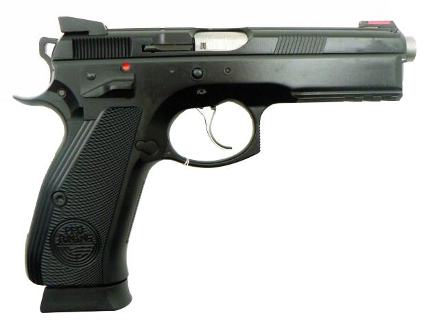CZ75 SP01 Shadow ''Mamba'' 9mmLuger