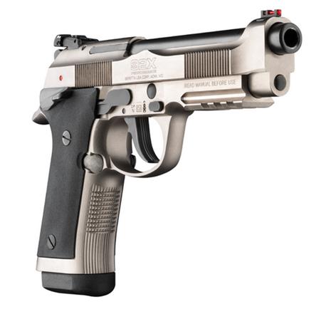 Beretta 92X Performance 9mmLuger