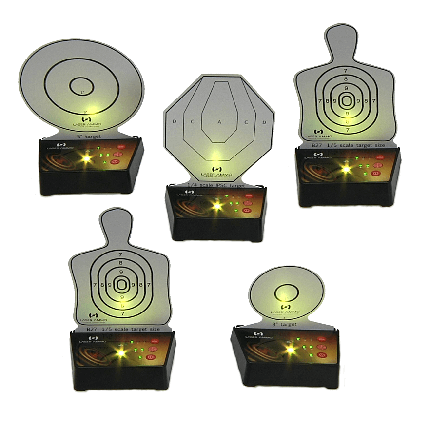 Interactive Multi Target Training System (5 Targets)