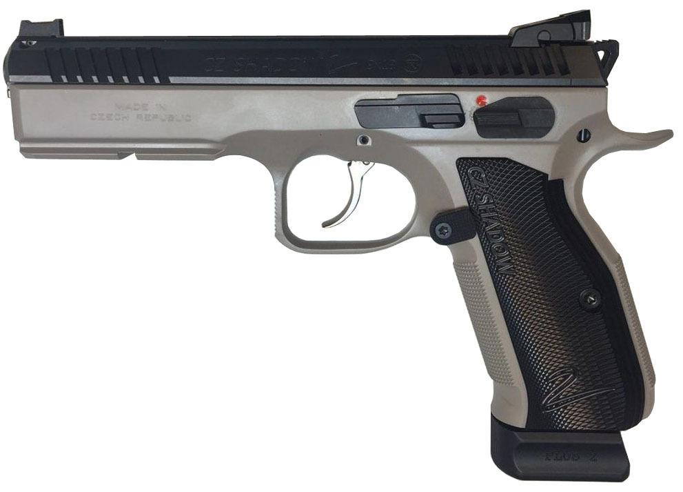 CZ Shadow 2 Urban Grey 9mmLuger