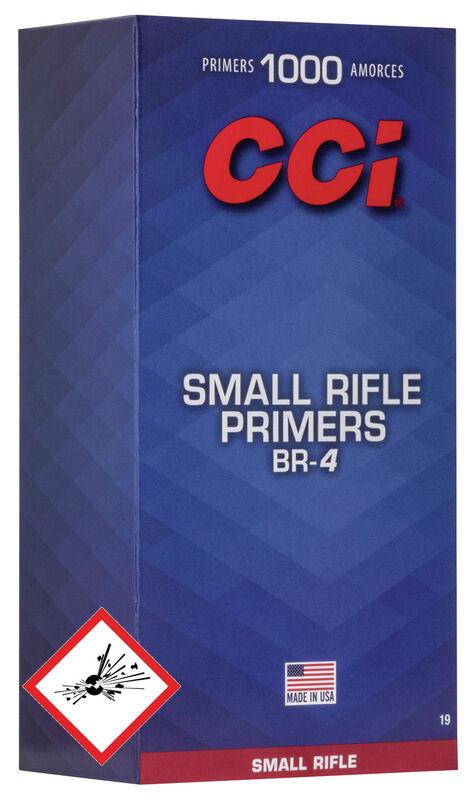 CCI #BR4 Small Rifle 1000 Stück