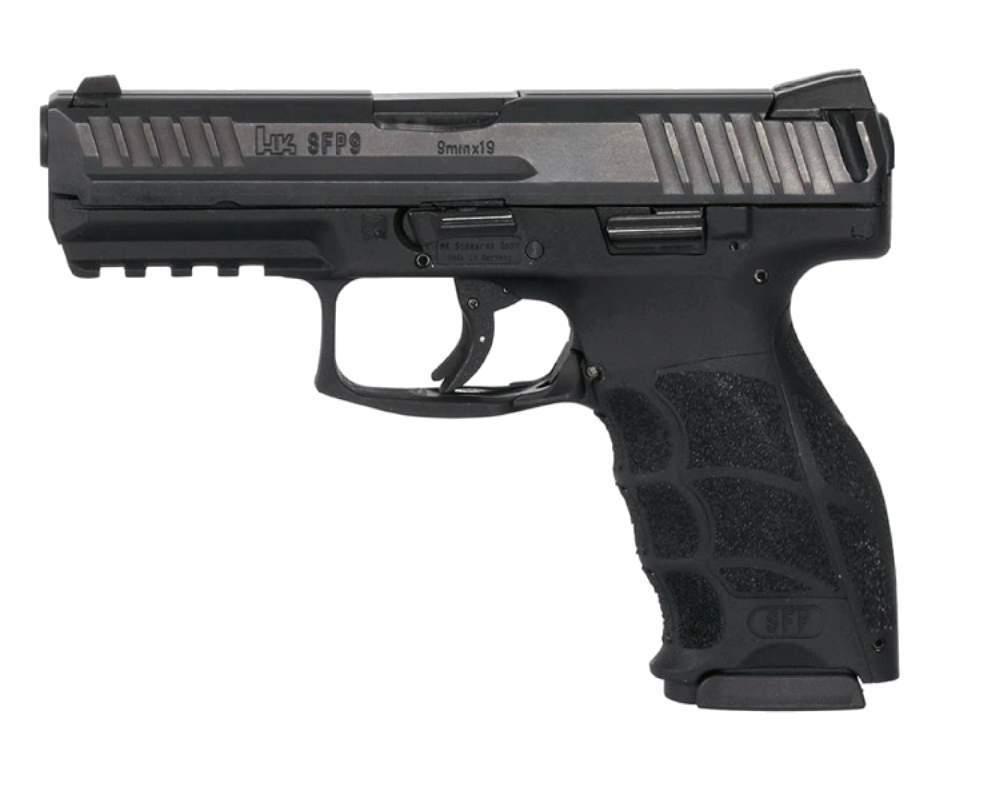 HK-Pistole SFP9-SF, Kal. 9 mm 9mmLuger