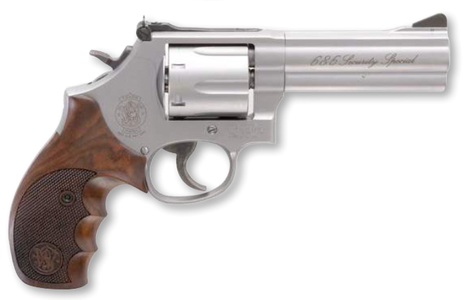 M686 Security Special 4Zoll .357Mag