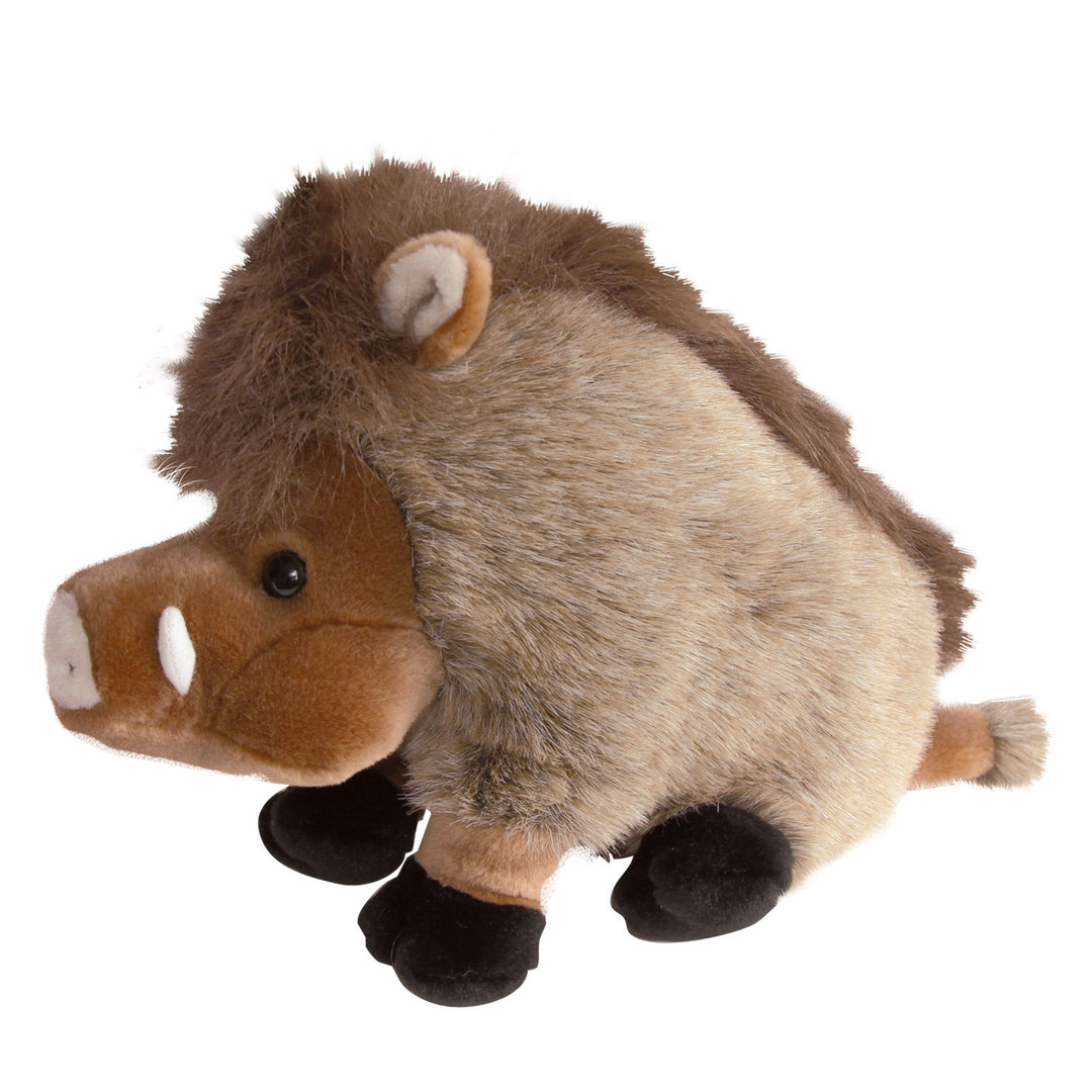 Plüschtier Wildschwein Willi