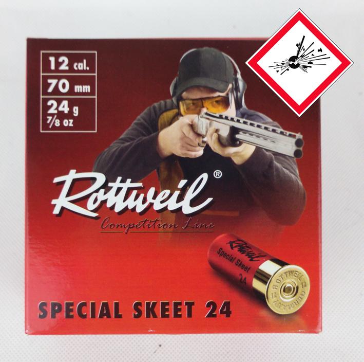 RW SPECIAL SKEET 24 12/70 2,0MM