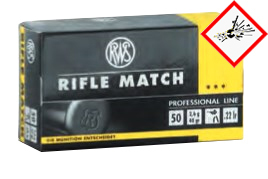 RFP .22 LFB RIFLE MATCH