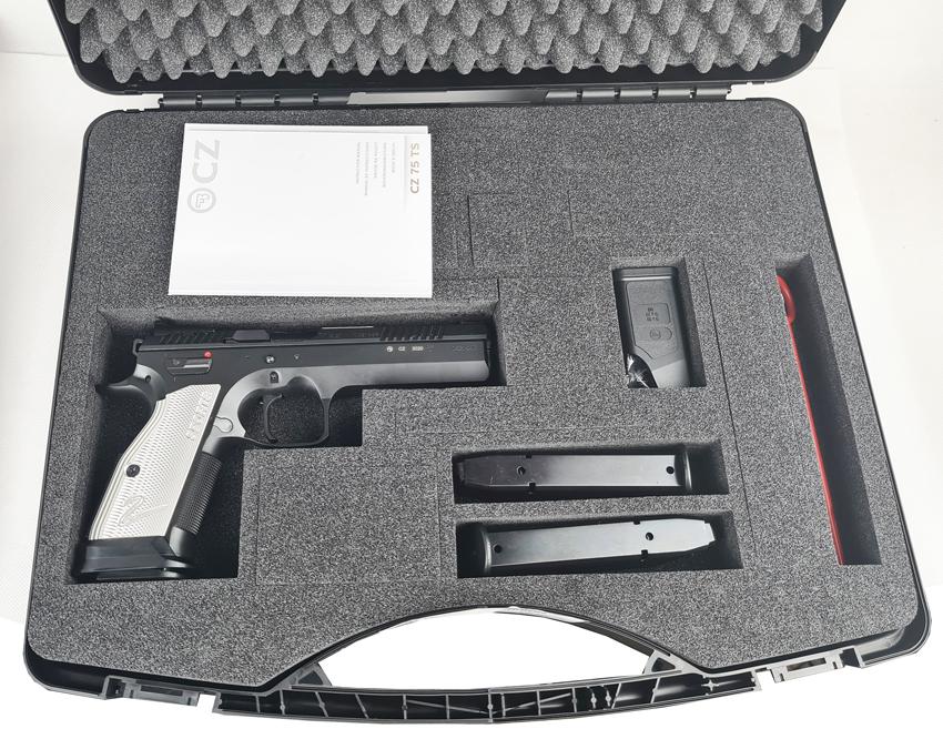 CZ 75 TS 2 Entry Model 9mmLuger