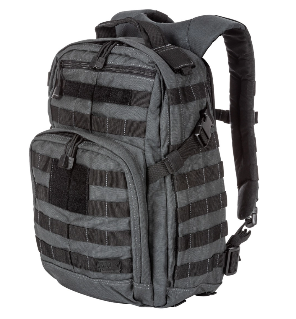 RUSH 12 BACKPACK 026: Double Tap