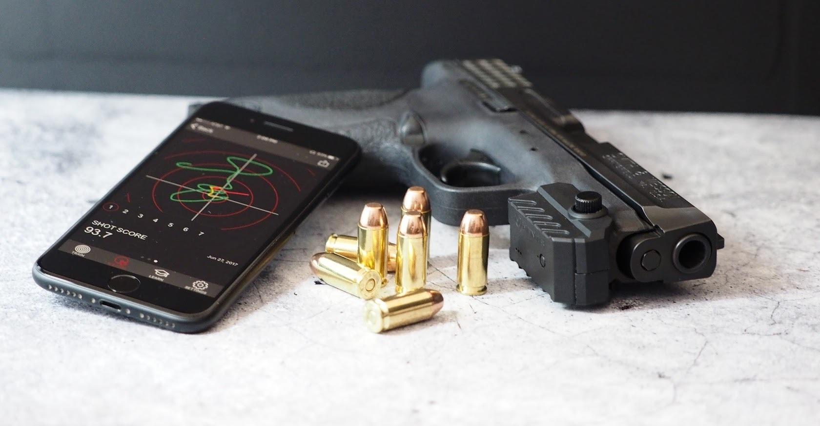MantisX - Shooting Perf.System