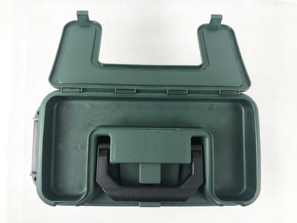Transport- und Munitionsbox oliv