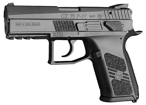 CZ P-07 Pistole 9mmLuger