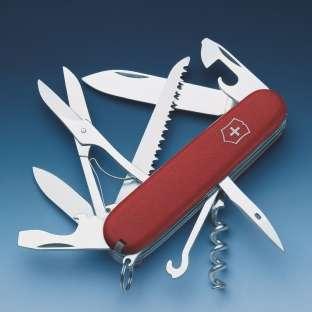 Original Schweizer-Messer Hundsman, rot