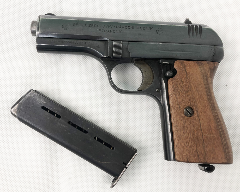 CZ Mod. 27 7,65mmBrowning