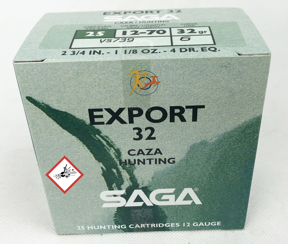 Export 12/70 - 2,75/32g 25Stk/Packung